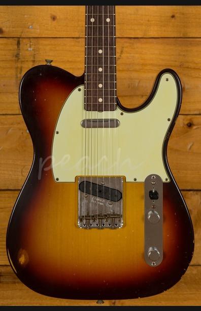 Fender Custom Shop Greg Fessler 60 Tele Journeyman Relic