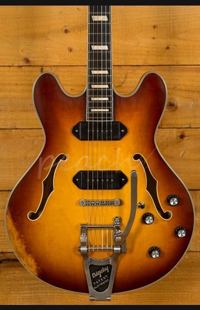 Eastman T64V Antique Goldburst