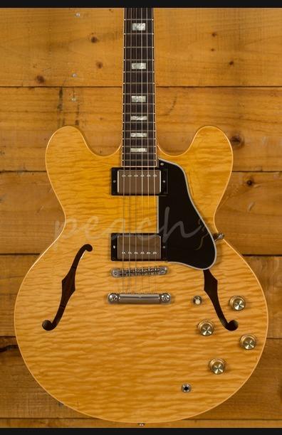 Gibson Memphis 2018 ES-335 Figured Dark Natural