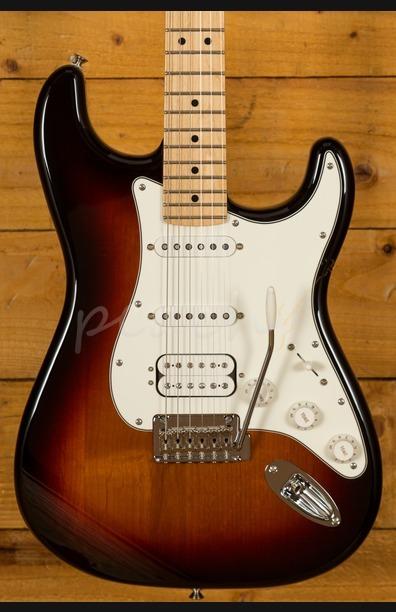 Fender Player Series Strat HSS Maple Neck 3TSB