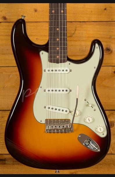 Fender Custom Shop Vintage Custom 1959 Strat Chocolate 3TSB