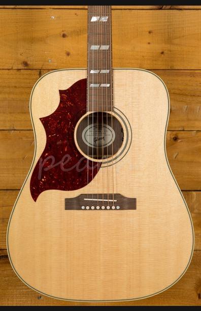 Gibson 2019 Hummingbird Studio Left Handed Antique Natural