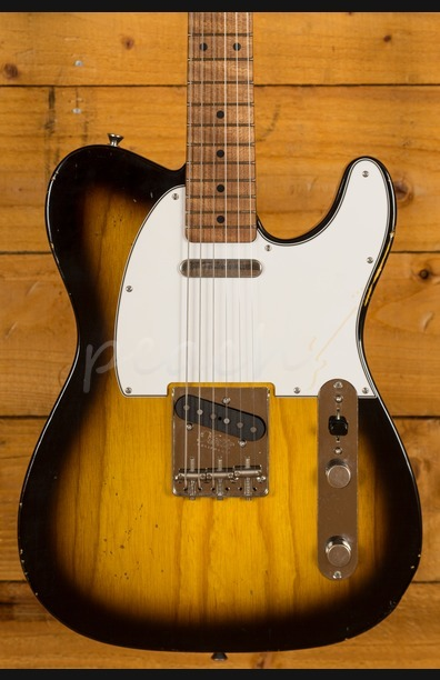 Xotic California Classic XTC-1 Light Ageing 2 Tone Burst
