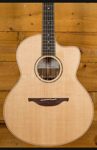 Lowden SE-35X Custom Koa Back and Sides