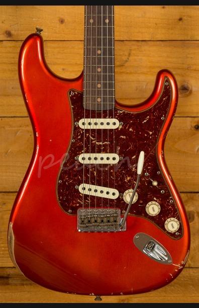 Fender Custom Shop 2018 NAMM LTD 60 Roasted Strat Faded C.A.R