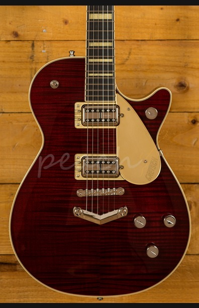 Gretsch - G6228FM PRO Players Edition Jet BT - Deep Cherry Stain Used