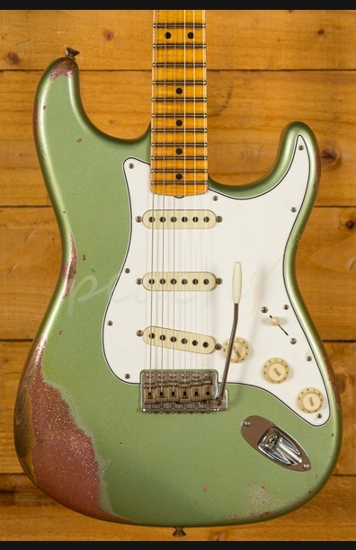 Fender Custom Shop 64 Special Strat Aged