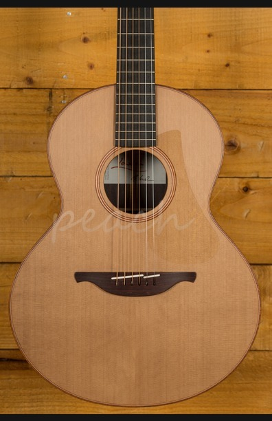 Lowden S-25 - Red Cedar & Indian Rosewood