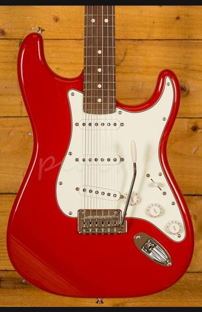 Fender Player Series Strat Pau Ferro Sonic Red