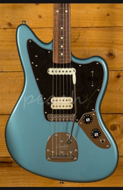 Fender Player Series Jaguar Pau Ferro Tide Pool Blue