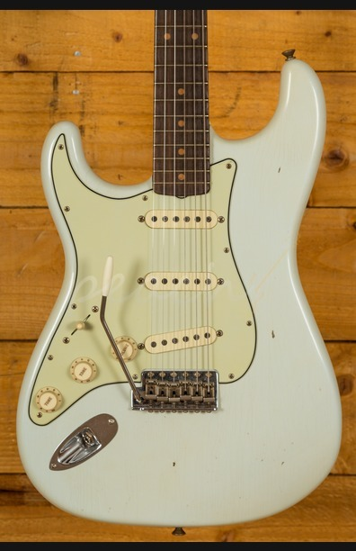 Fender Custom Shop Lefty 1960 Strat Journeyman Relic