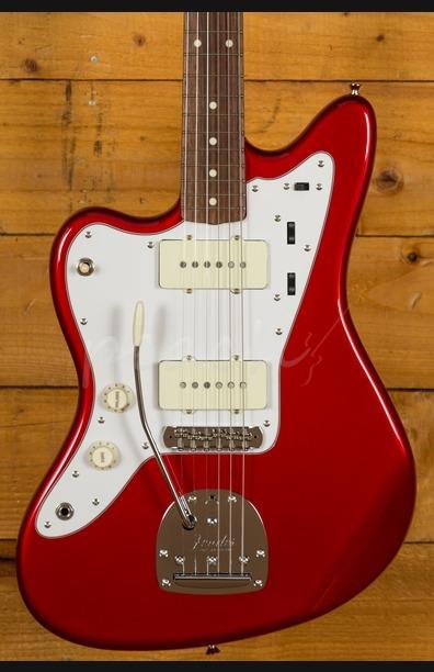 Fender Japan Traditional 60's Jazzmaster Left Handed Candy Apple Red