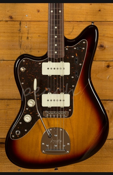 Fender Japan Traditional 60's Jazzmaster Left Handed 3 Tone Sunburst