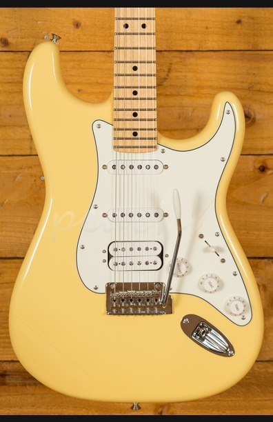 Fender Player Series Strat HSS Maple Neck Buttercream