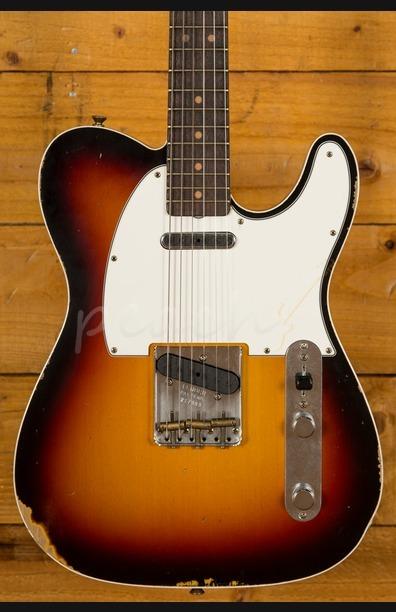Fender Custom Shop 60s Tele Custom Relic 3tsb