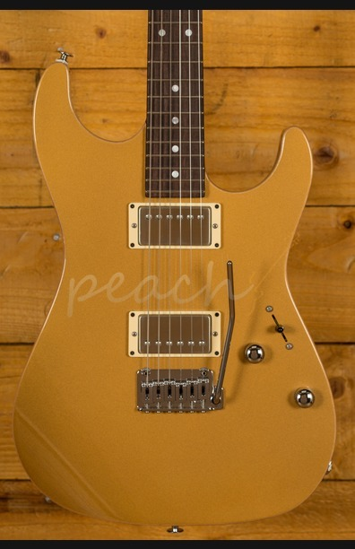 Suhr Pete Thorn Signature Series Standard Gold Gotoh 510 HH