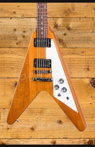 Gibson Flying V - Antique Natural