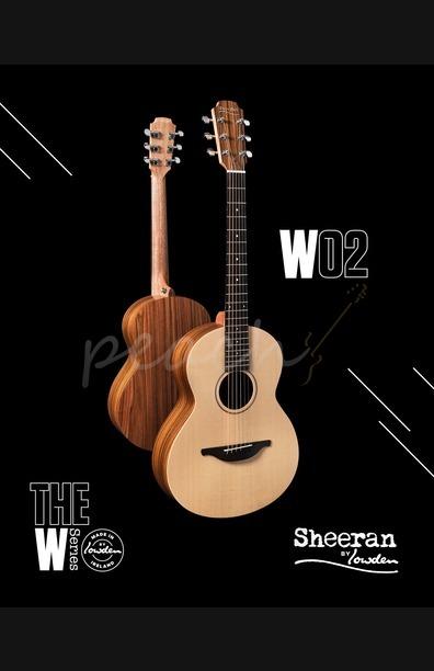 Sheeran by Lowden W-02