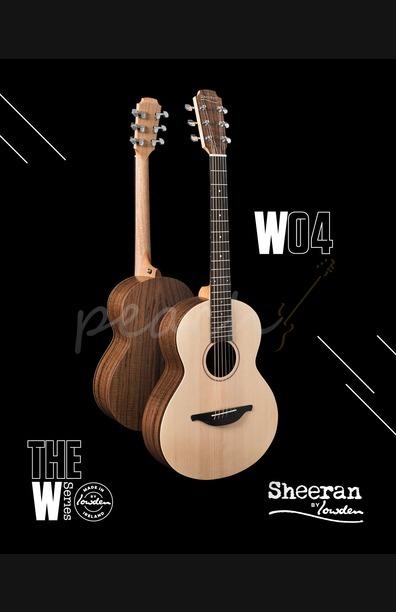 Sheeran by Lowden W-04